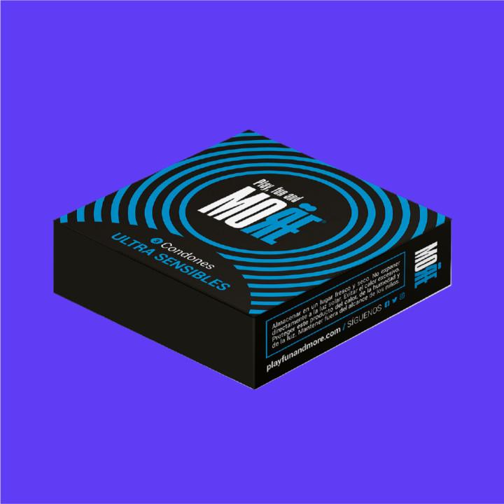3 Ultra Sensitive condoms