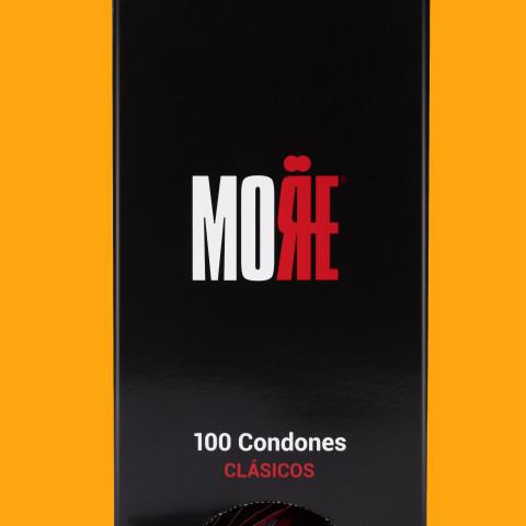 Caja de 100 Condones